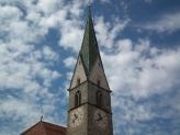 06-Kirchturm der Pfarrkirche