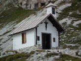 10-Kapelle bei Drei Zinnen